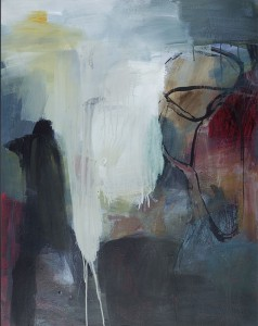 Sonja Lefèvre-Burgdorf. Nº 504. 80 x 100 cm – Acrylic on paperboard
